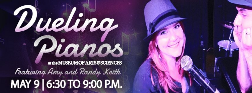 Dueling Pianos with Amy and Randy Keith