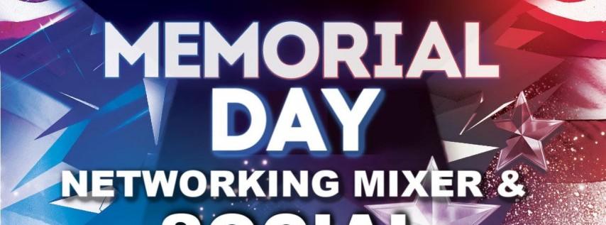Memorial Day Social 2019