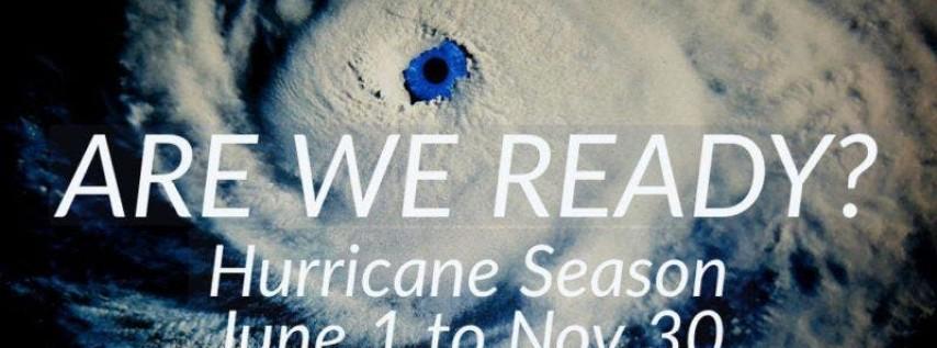 Hurricane Preparedness, Emergency Communications, & COOP Briefing