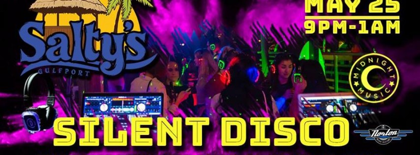 Salty's May '19 Silent Disco