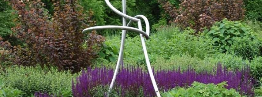 Garden Sculpture Tour with Yew Dell Executive Director, Paul Cappiello