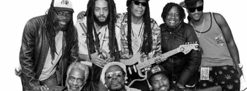 "The Wailers featuring Julius ""Junior"" Marvin"