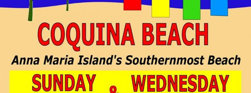 The Beach Market at Coquina Beach