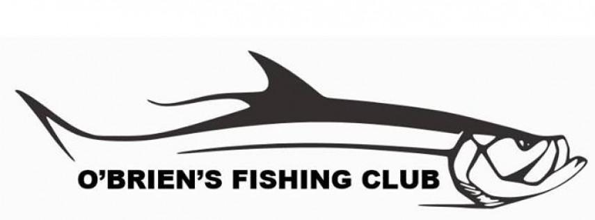 O'Brien's Fishing Club August Meeting