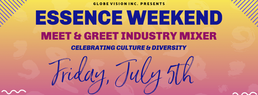 Globe Vision's Annual Meet & Greet Industry Mixer
