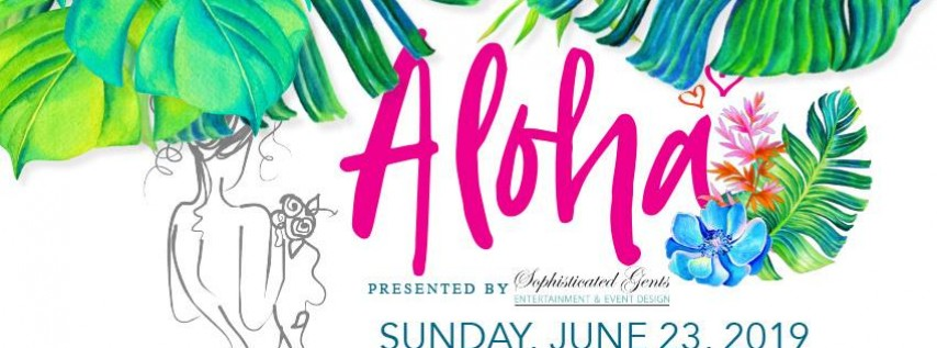 Aloha Brevard's Largest Bridal Show June 23rd