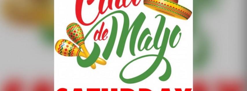 CINCO de MAYO JACKSONVILLE @ MAVERICKS SATURDAY MAY 4TH