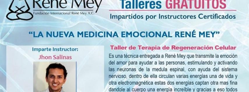 Mayo 26 Naples Talleres Tecnicas Medicina Emocional Rene Mey