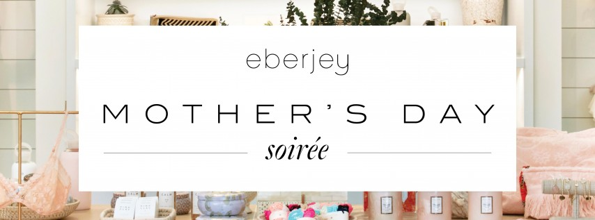 Mother's Day Soirée with taudrey & House of Lilac
