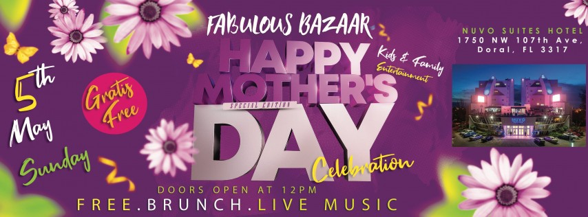 Fabulous Mother's Day Family & Fashion Bazaar