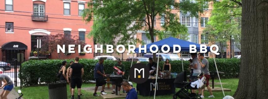 Neighborhood BBQ