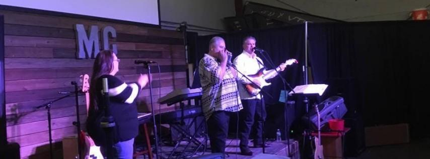 Gospel/Christian Music Concert at Music Compound