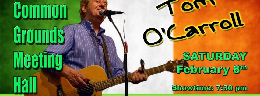 Tom O'Carroll - An Irish Balladeer