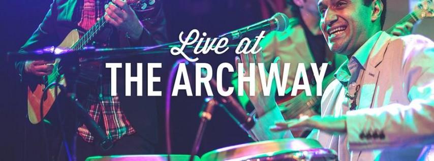 Live at the Archway: Los Hacheros