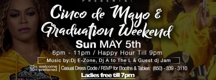 The Social Lounge / Cinco de Mayo / Graduation Weekend The Social Lounge / Cinco de Mayo / Graduation Weekend