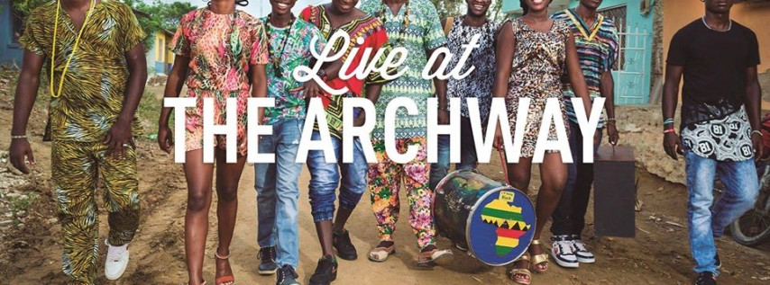 7/18 | Live at the Archway: Kombilesa Mi