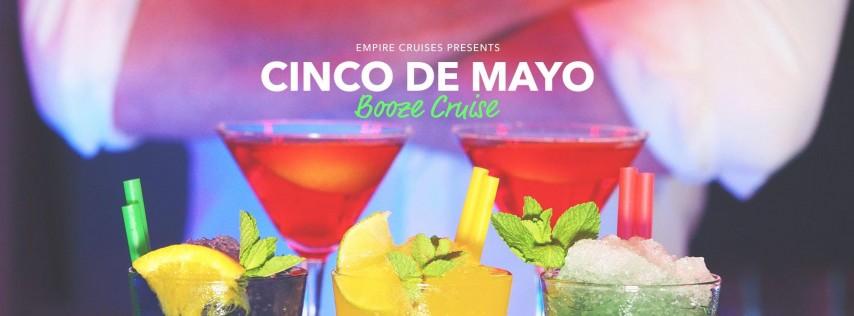 Cinco de Mayo Booze Cruise - Empire Cruises