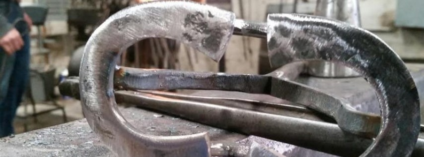 Intro to Blacksmithing Class - One Day! Father's Day!