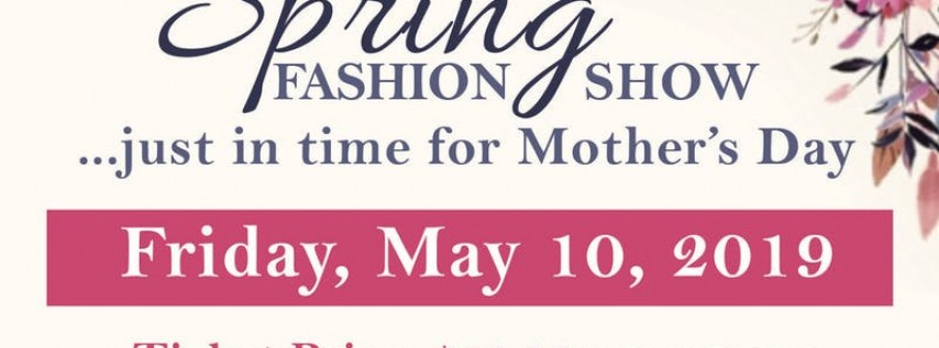 Spring Fashion Show & Luncheon