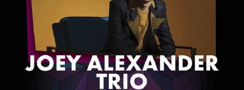 The Joey Alexander Trio, Online from Miami