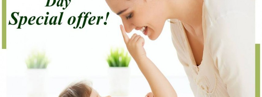 Mother's Promo is On Now!!!
