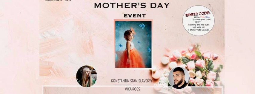 Mother's Day Event for Moms and Kids
