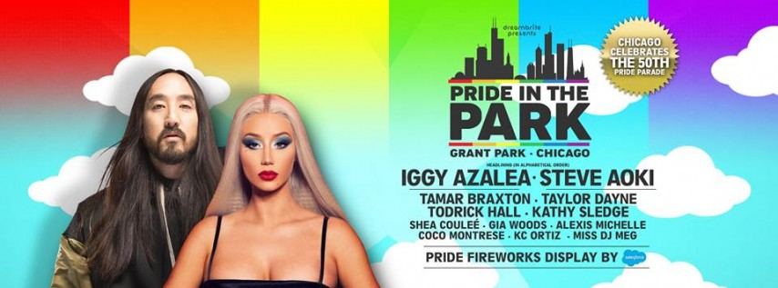 Pride in the Park Chicago 2019