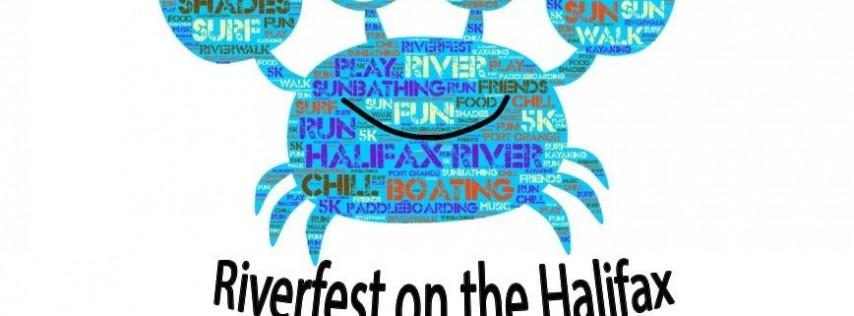 Riverfest on the Halifax
