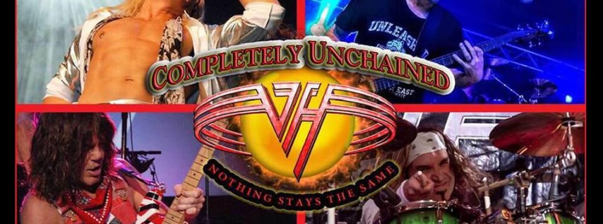 2019 Summer Series: Completley Unchained - Tribute To Van Halen