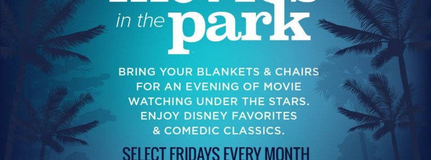 Movies in the Park at the Barnacle Historic State Park