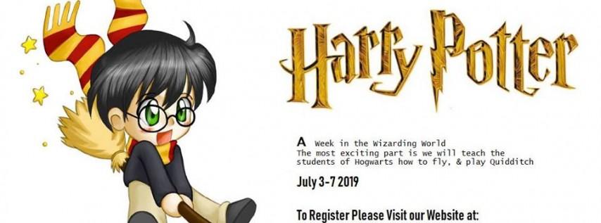 Wizarding World- Students of Hogwarts