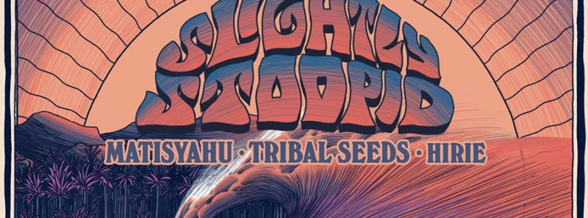 Slightly Stoopid: Summer Vacation 2019 in North Charleston