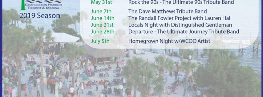 2019 Party at the Point Season