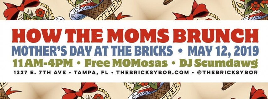 How the Moms Brunch ::Mother's Day at The Bricks::