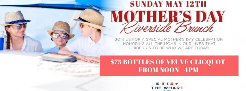 Mother's Day Riverside Brunch