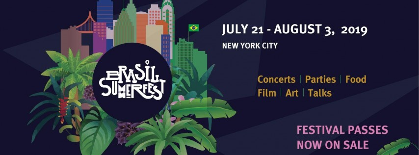BRASIL SUMMERFEST 2019 FESTIVAL
