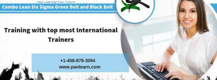 Combo Six Sigma Green Belt (LSSGB) and Black Belt (LSSBB) Classroom Training In Louisville, KY