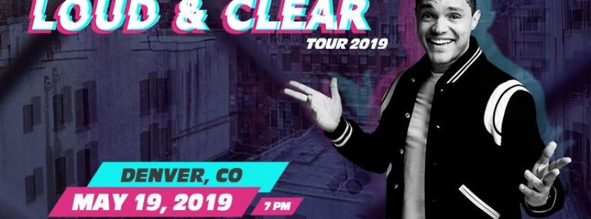 Trevor Noah LIVE - Denver, CO