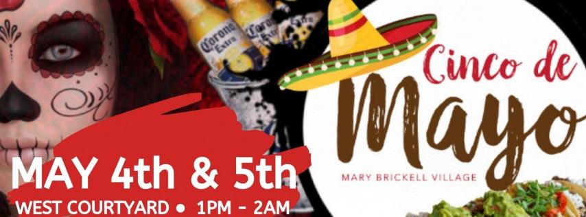 Cinco de Mayo Fiesta - Brickell