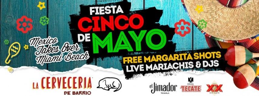 Fiesta Cinco de Mayo!