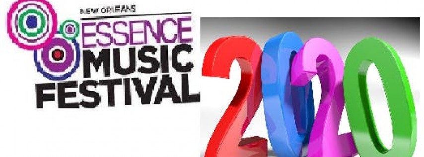 Essence Music Festival New Orleans July 2020