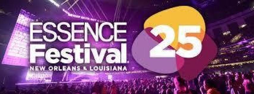 New Orleans Essence Fest 2019 Packages plus BONUS VACATION