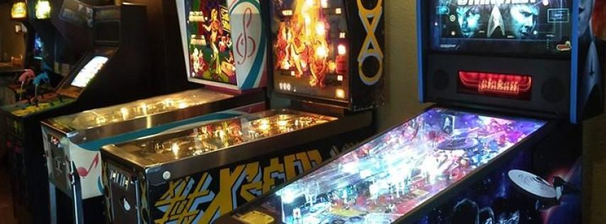 Pinball Tournament at Quarters (21+)
