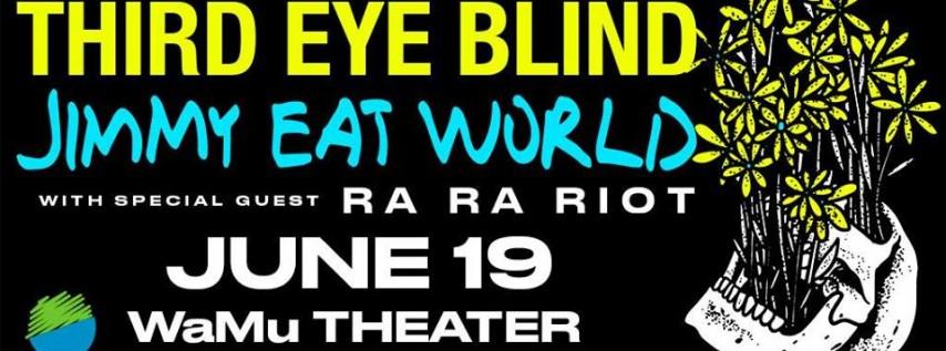 Third Eye Blind / Jimmy Eat World: Summer Gods Tour 2019