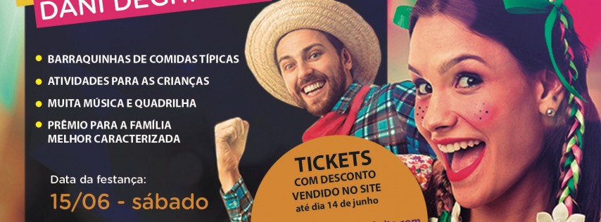 FESTA JUNINA DA DANI DEGHI 2019