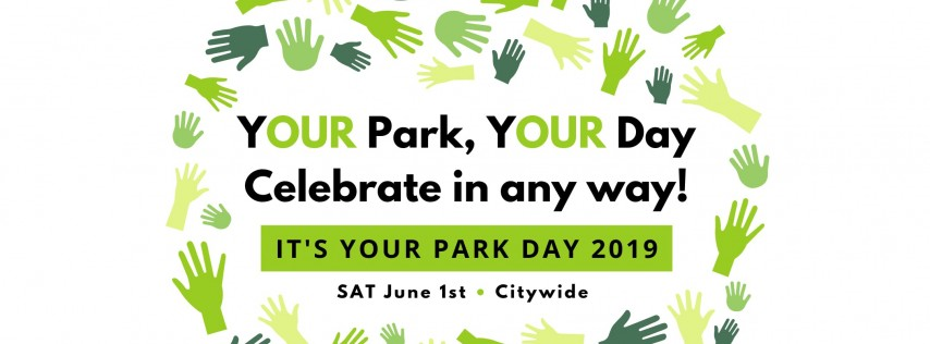 It's Your Park Day 2019 - Gill Park/Buena Circle Park