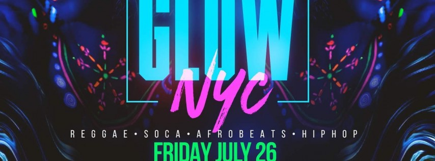 Glow Party Live Robot Performance and Complimentary Glow Sticks and Hennessy