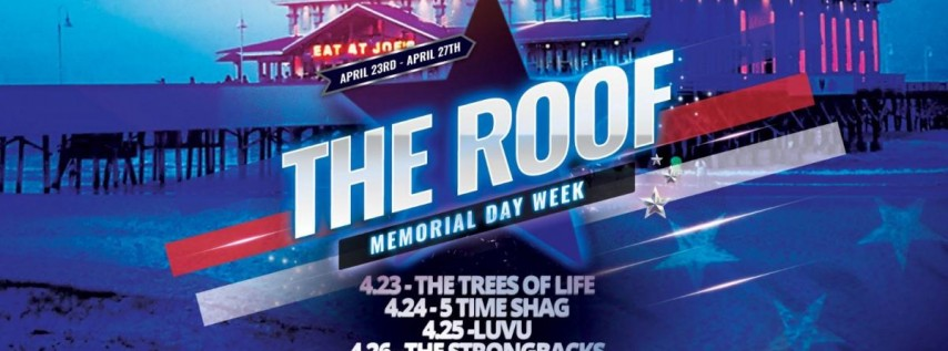 Memorial Day Week at The Roof