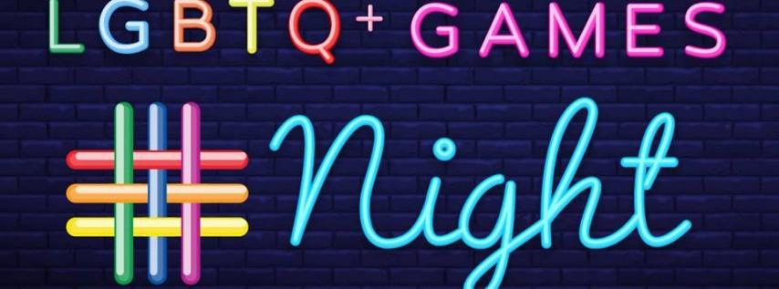 May 31 Games Night