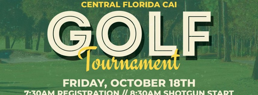 9th Annual CAICF Golf Tournament
